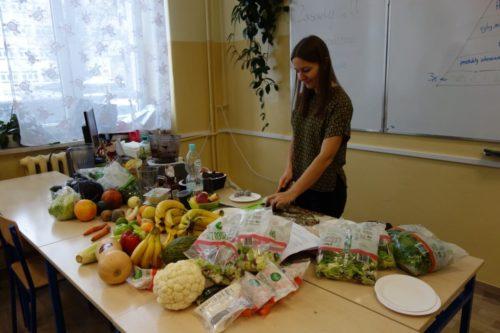 warsztaty dietetyczne dla dzieci