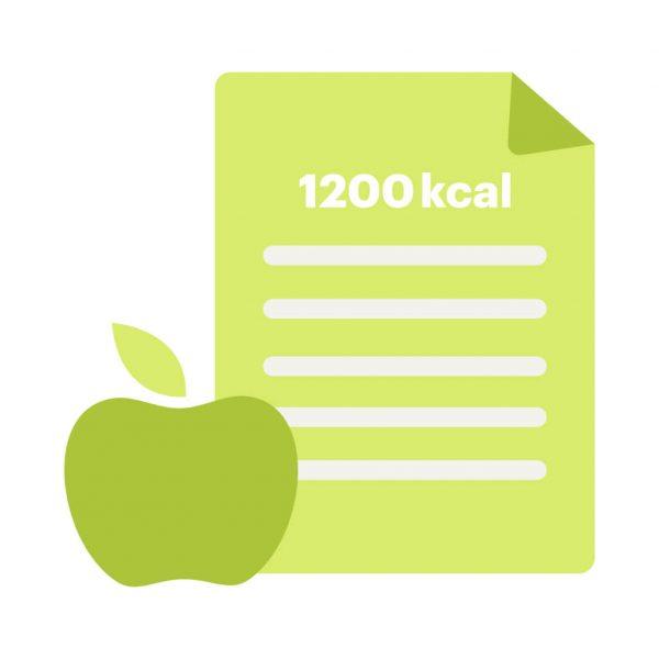 dieta odchudzająca 1200 kcal
