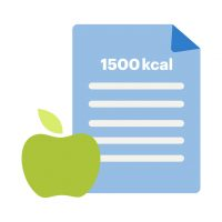 dieta odchudzająca 1500 kcal