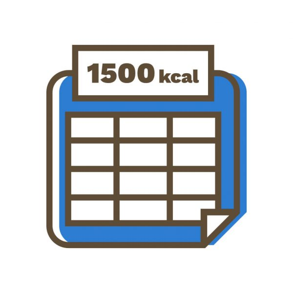 gotowe diety 1500